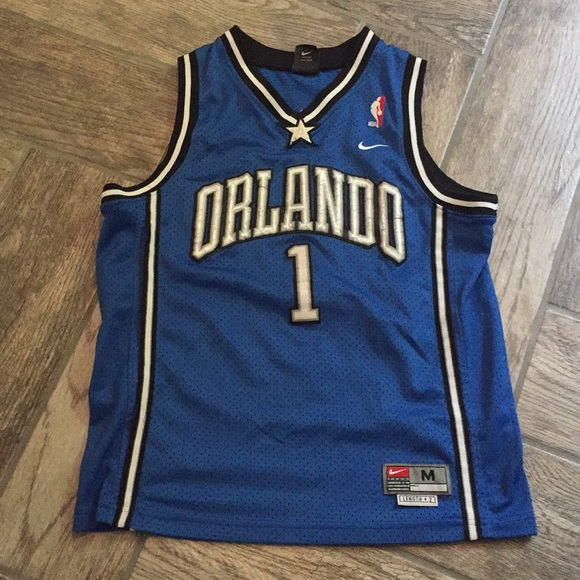 low priced a4367 91223 Nike Orlando Magic Tracy McGrady Jersey